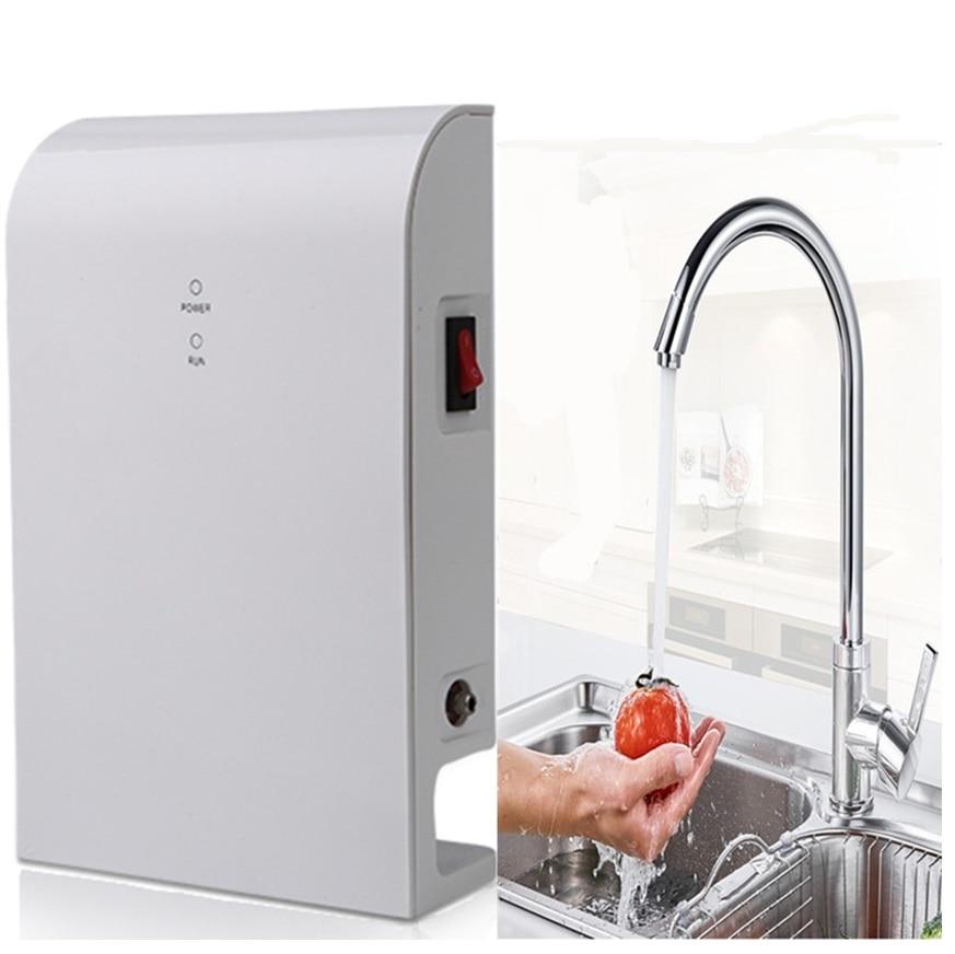 OZOTEK Ozonizada Máquina de Água 0.2-1.0 PPM 12VDC TWO001 Usado em Frutas & Vegetais FRETE GRÁTIS