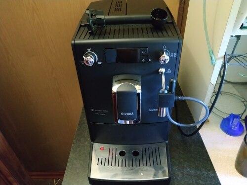 Кофемашина Nivona CafeRomatica NICR 520