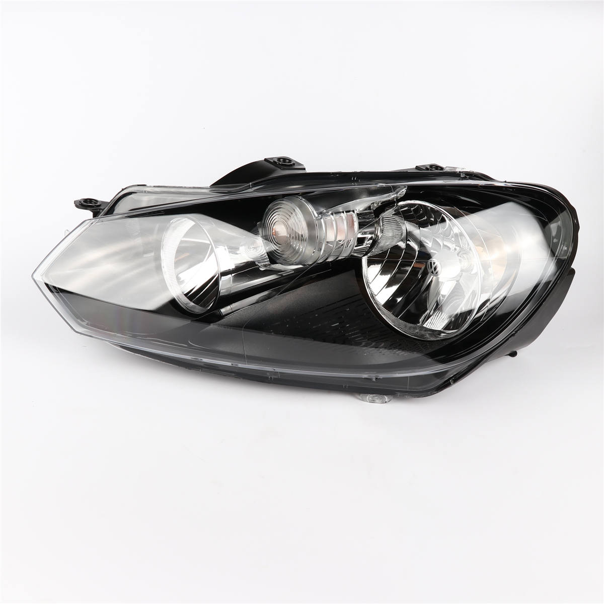 1Pcs OEM Left Halogen Headlamp Head Light Golf A6 For VW Golf MK6 L5KD 941 005 2pcs oem left