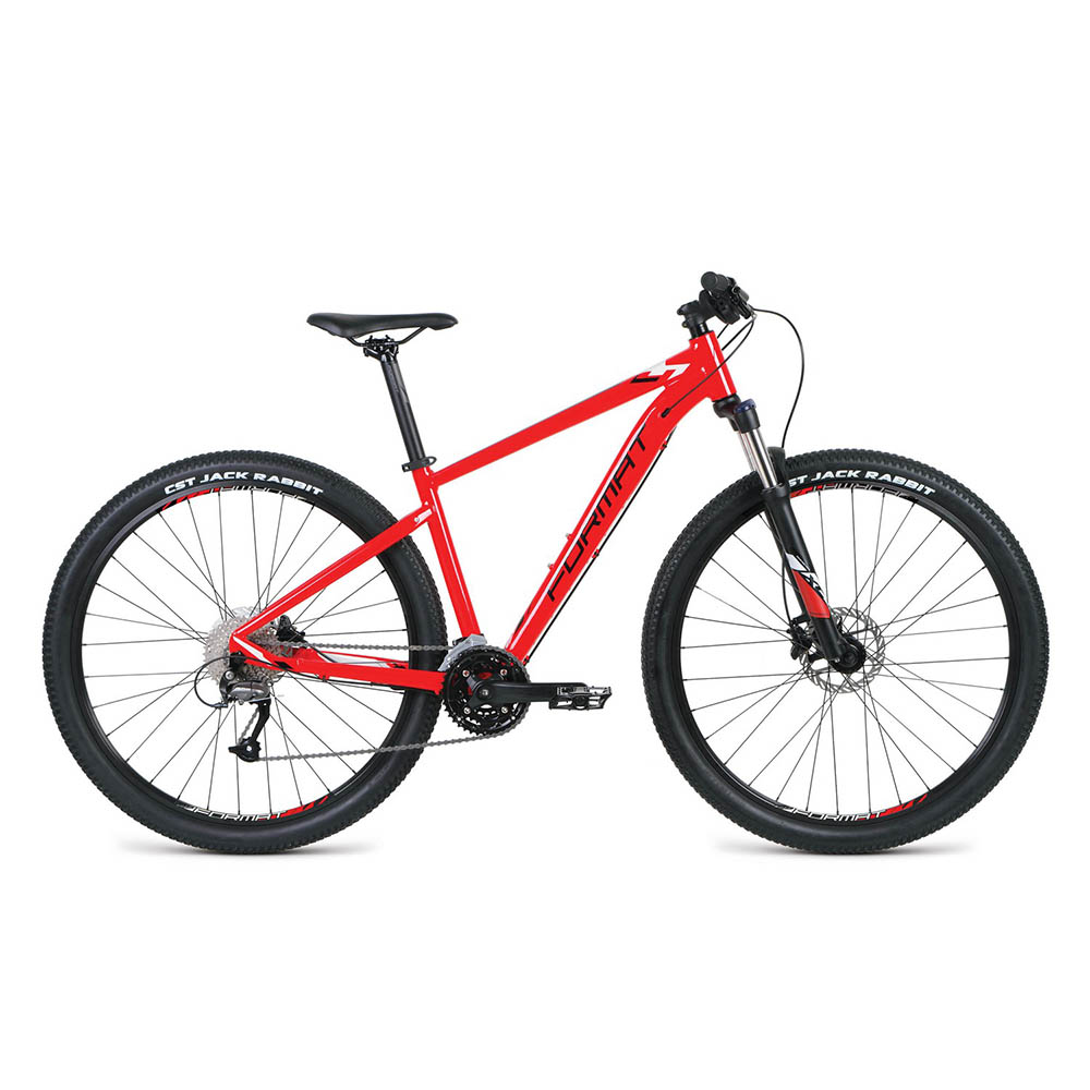 Bicycle FORMAT 1413 29 (29 27 IC. Height M) 2018-2019