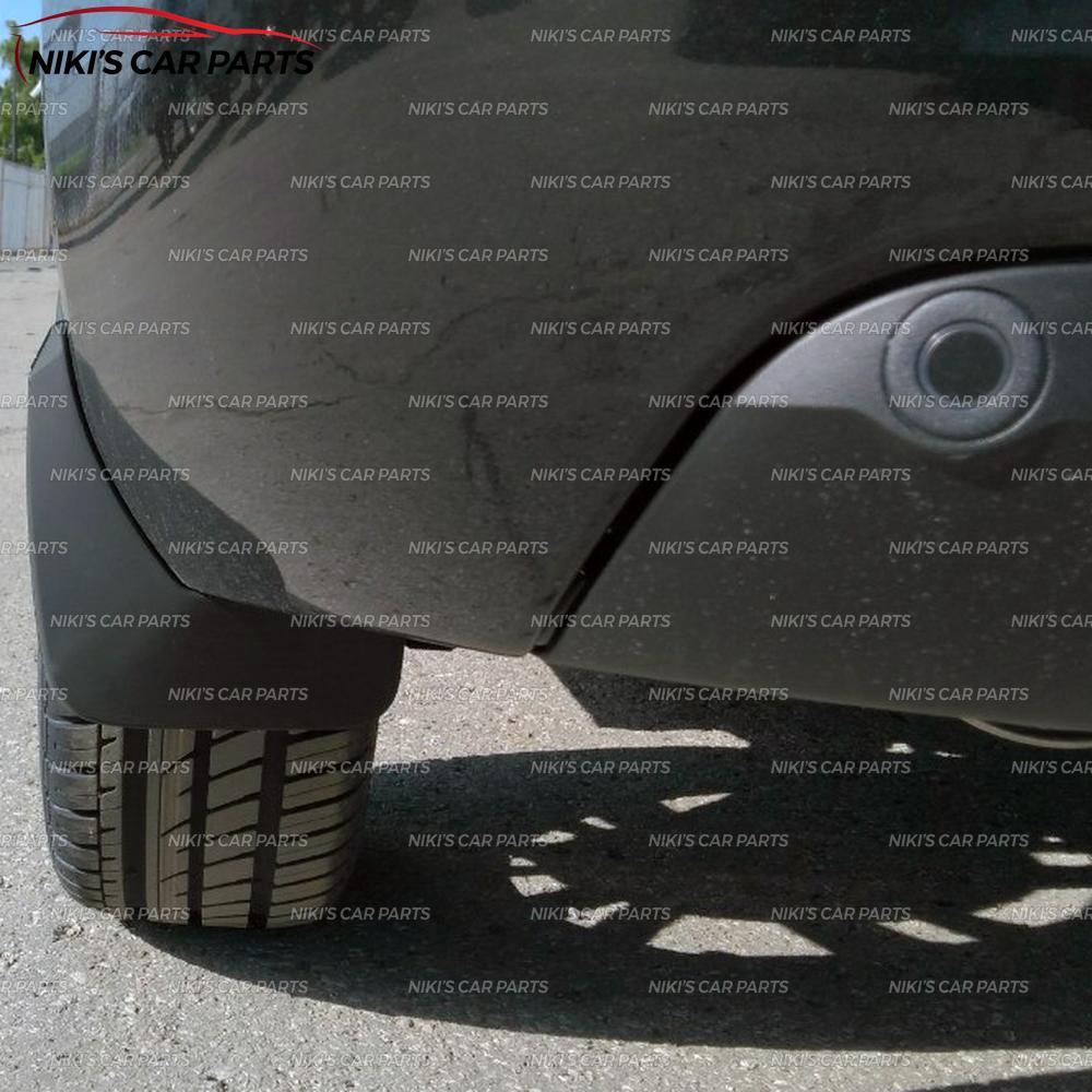 Image 5 - Брызговики для Lada Vesta 2015 на задних колесах, накладка, аксессуары, брызговики, широкие Брызговики, брызговики для автомобиля-in Грязезащита from Автомобили и мотоциклы on AliExpress