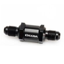 Kinugawa Turbo Öl Zuleitung Filter 4AN zu 4AN 400 Loch/cm ^ 2 Recyclebar