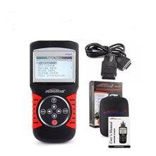 KONNWEI KW820 OBDII Eobd Live Code Reader KW820 Obd2 Can Universal Diagnostic Scanner Compliant US EU Asian Vehicles