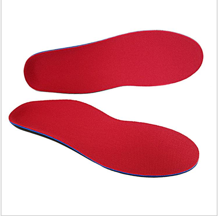 Flat foot orthopedic insole for men and women #005