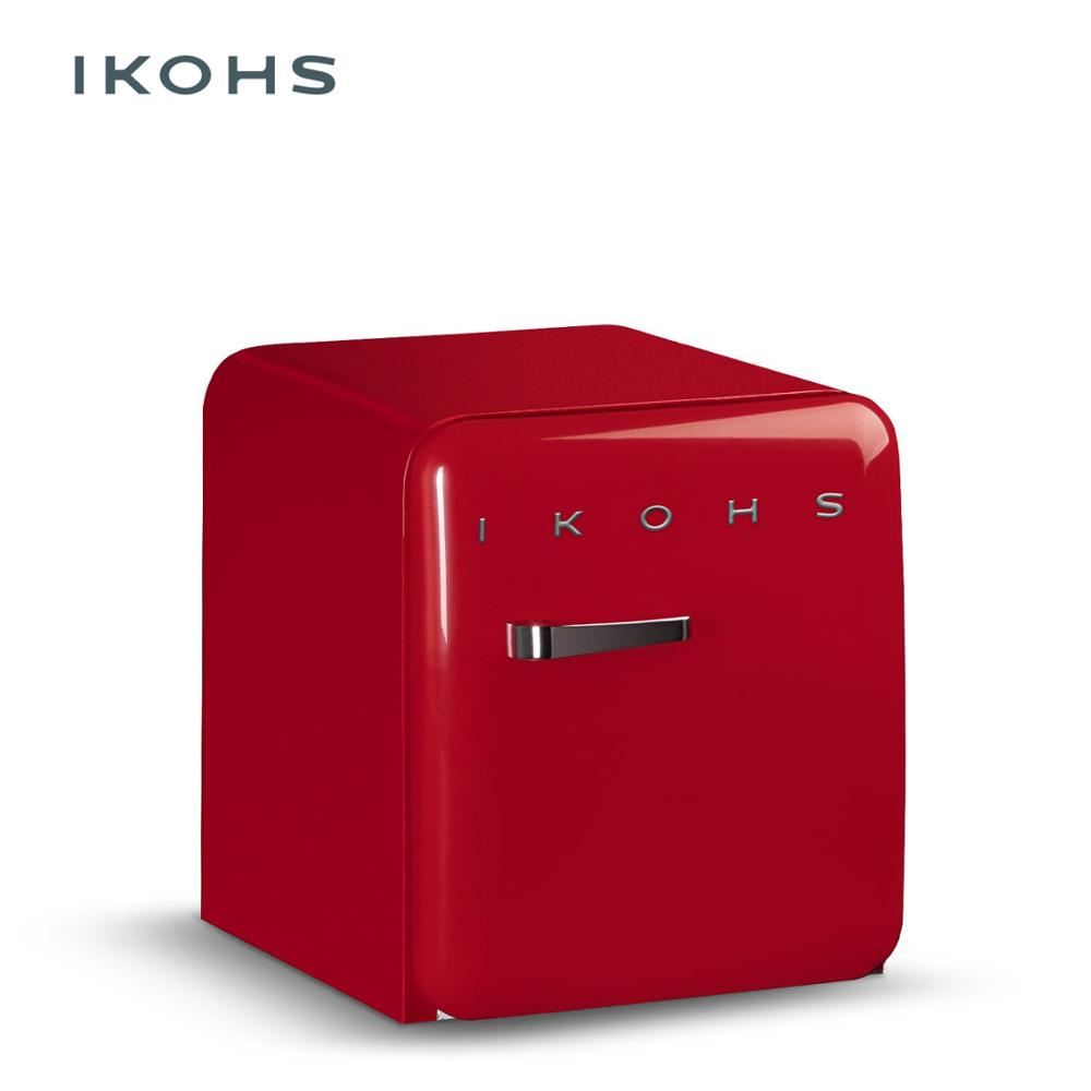 IKOHS frigo rétro 50 rouge|Réfrigérateurs| |  -