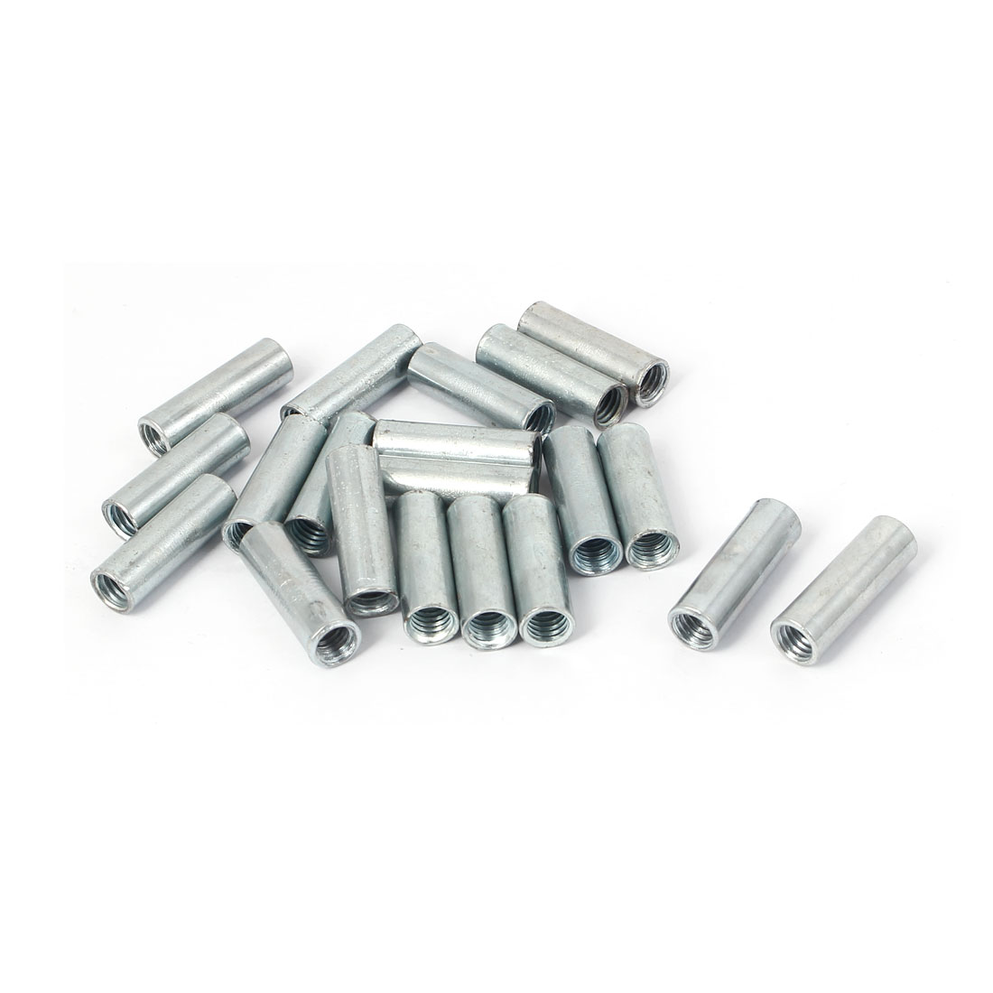 Uxcell m rose joint adapter threaded rod bar stud round