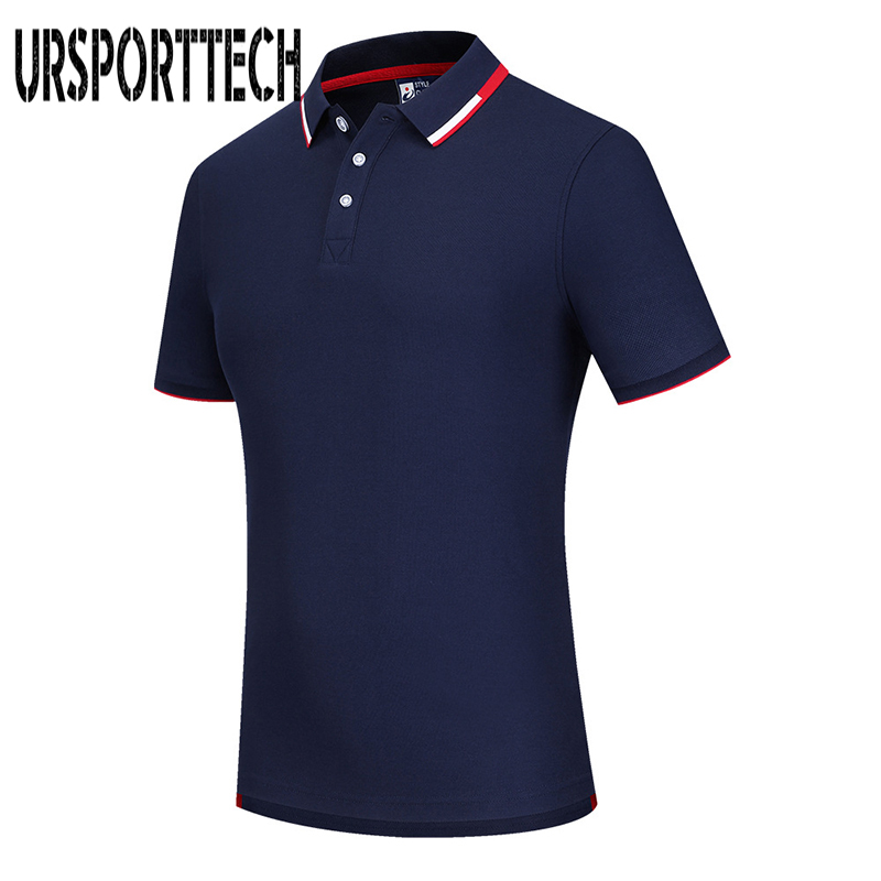 High Quality Brand Men Polo Shirt Summer Fashion Short Sleeve Man Polo Shirts Casual Solid Color Jerseys Golftennis Tops XS-5XL