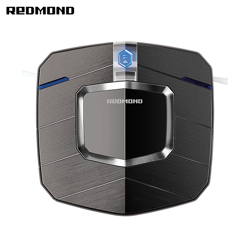 Robot Vacuum Cleaner REDMOND RV-R250 Cordless Wireless Household Appliances For Home