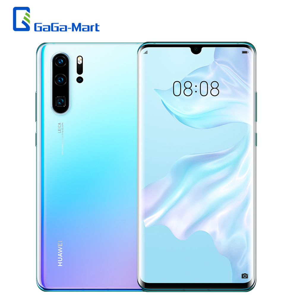 HUAWEI P30 Pro 512gb 8GB WCDMA/LTE/GSM Nfc Supercharge Octa Core Face Recognition 40MP