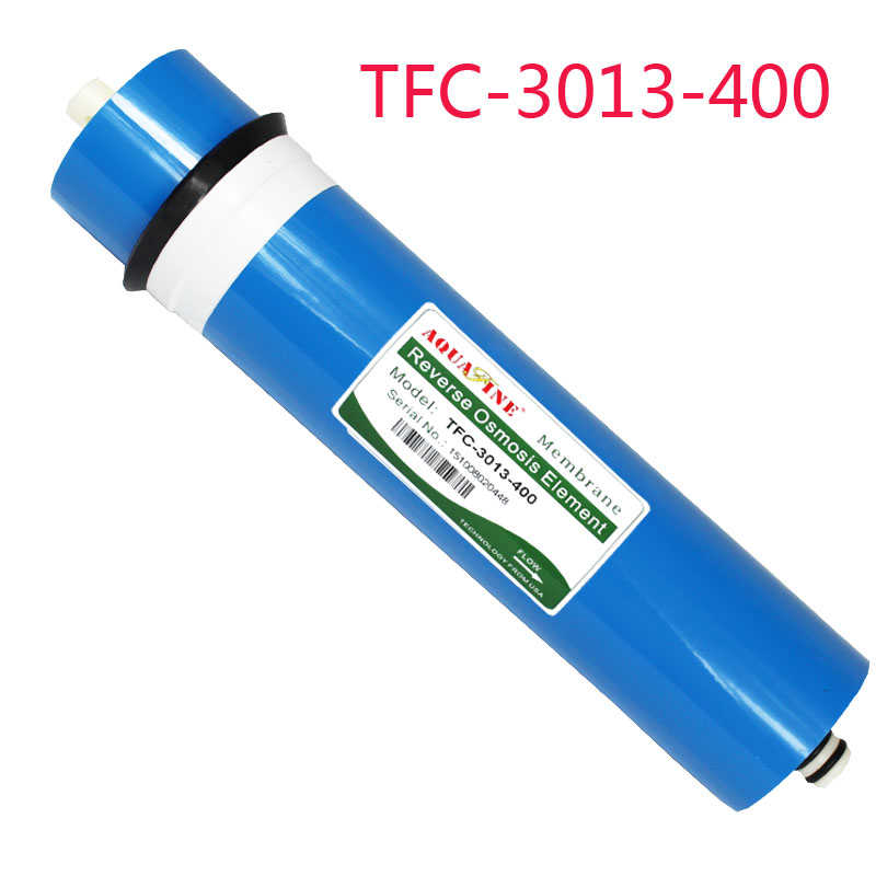 400 gpd filtre à osmose inverse Membrane D'osmose Inverse 3013-400 Membrane Filtres À Eau Cartouches système ro Filtre À Membrane
