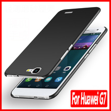 For Huawei G7 case ultra thin Frosted Sandstone Hard shell c