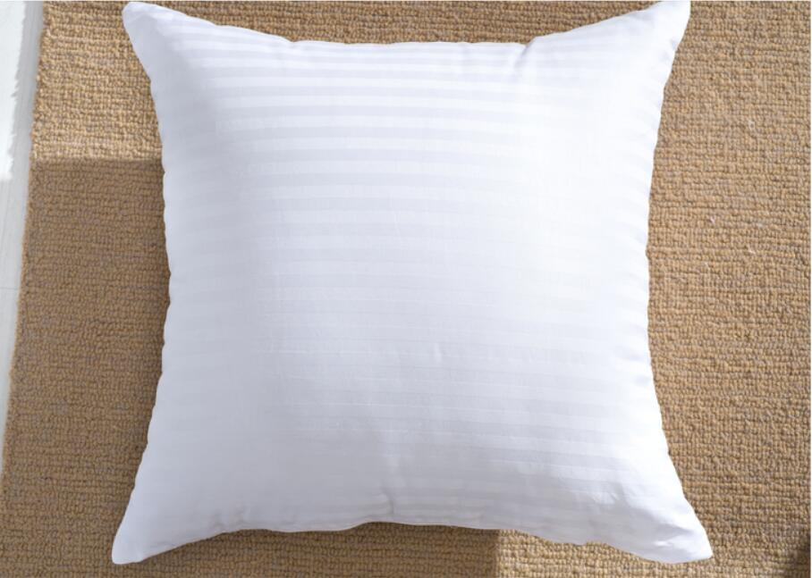 Thick Cotton padded Cushion Pillow Core Inner for Sofa Cars Cushion Soft PP Cotton Pillow Filling