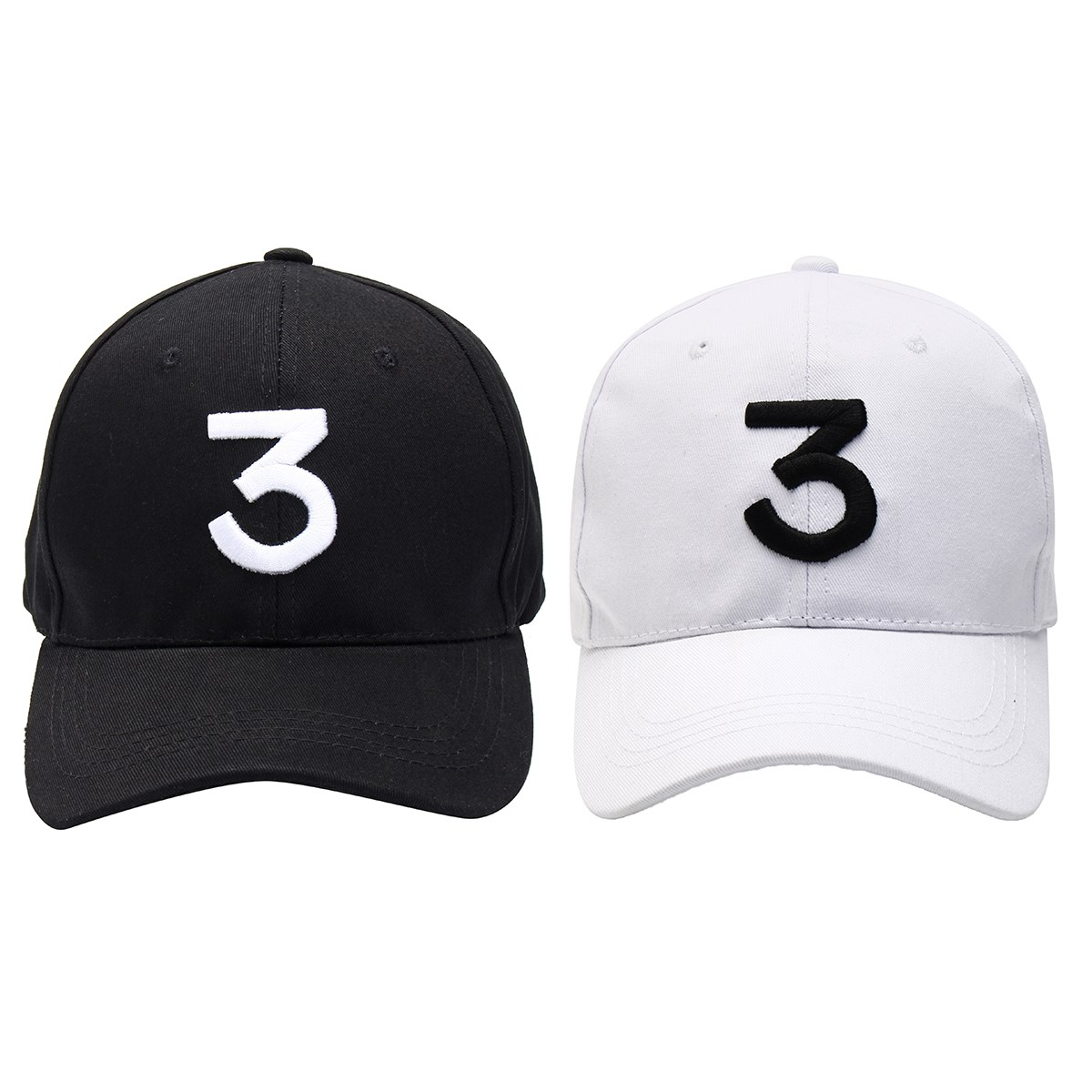 a6f97ed74f5 New Men Women Chance 3 Hat Baseball Cap Cotton Summer Spring Outdoor Casual  Snapback Hats Embroidery Letters Visor Sun Caps-in Baseball Caps from  Apparel ...