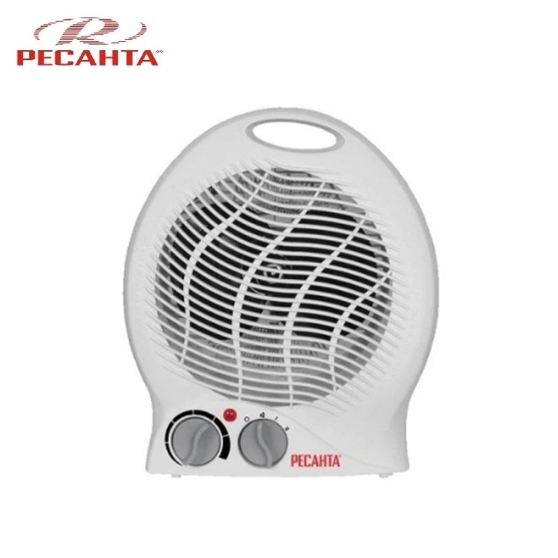 Fan heater RESANTA TVC-2 Hotplate Facility heater Area heater Space heater все цены