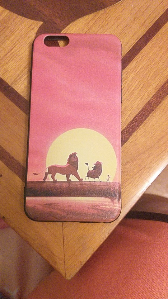Lion King iPhone Case photo review