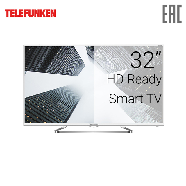"Телевизор 32"" Telefunken 32S63T2S HD Smart TV"
