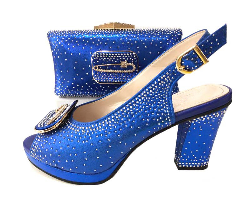 Middle heel 3.5 inches size 37 to 43 handmade shoes and bag matching set  ladies dance 6fd32c50aa2c