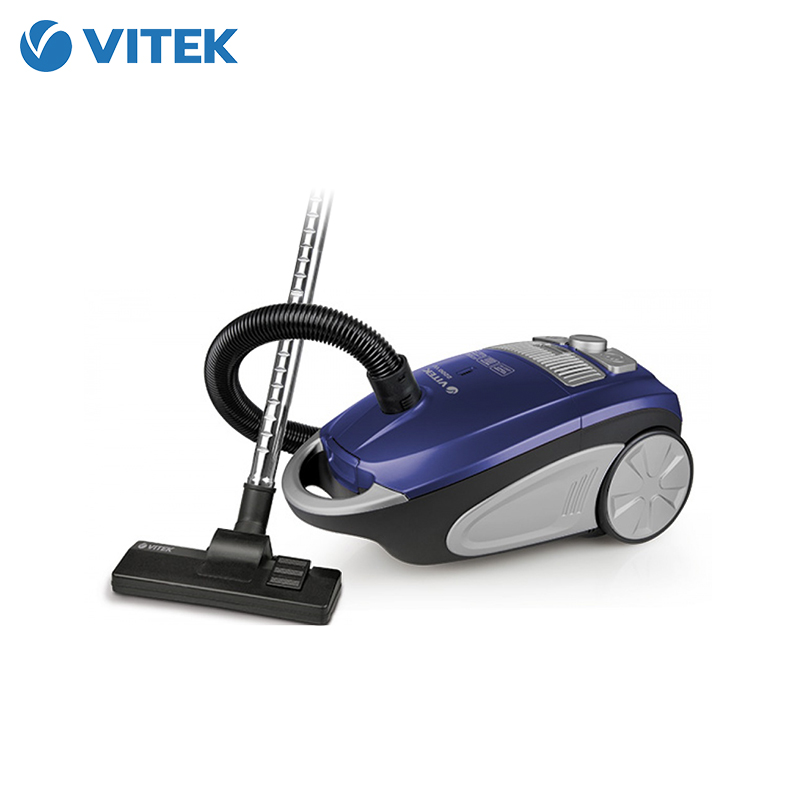 Vacuum Cleaner Vitek VT-1892 for home cyclone Home Portable household zipper nozzles dust collector 2016 best offer portable skin scrubber ultrasonic massager ultrasound facial peeling cleaner