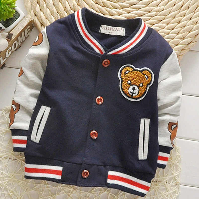 Children's Clothing Jacket Boy 2018 New Spring Clothing Infant Cotton Shirt Baby Baby Thin Section Long-sleeved Jacket