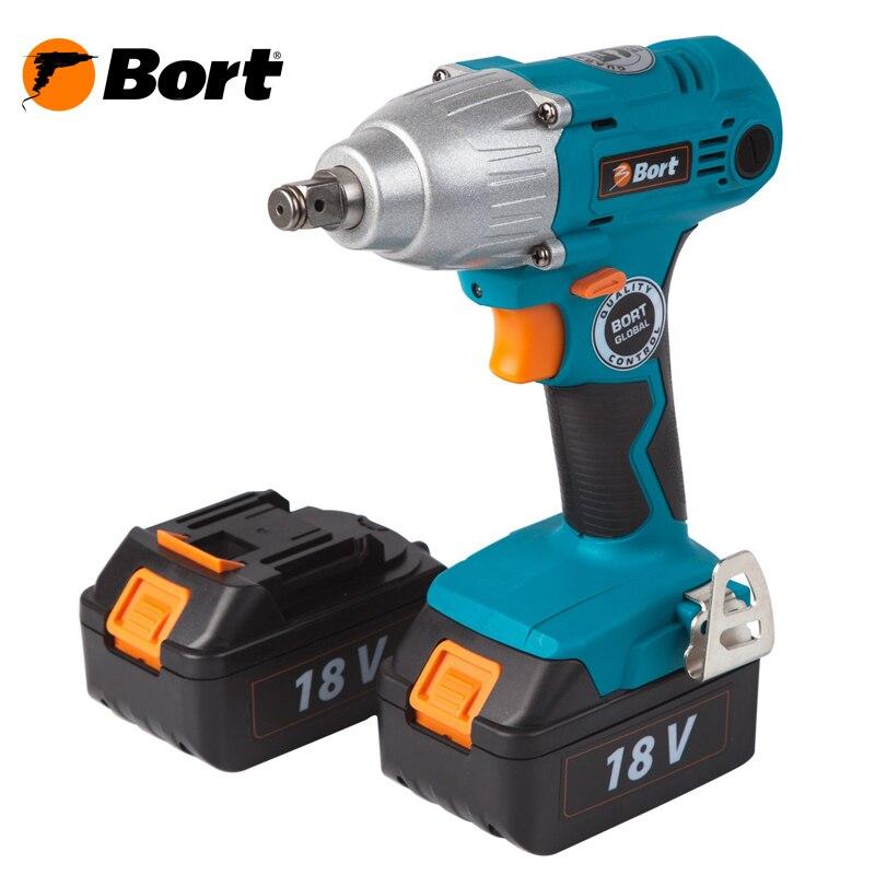 Wrench Drill battery BORT BAB-18I-LiDK цена