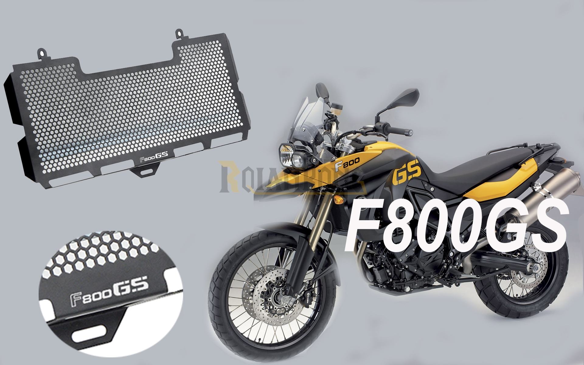 Для BMW F800GS мотоцикл Решетка радиатора Крышка предохранителя аксессуары защитная F 800GS 800 ГС (08-15)