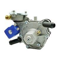 Liquefied Petroleum Gas LPG Mehr Druck Minderer Verdampfer ZU-09 für Tomasatte Injection System Druck Reduzierung Ventil