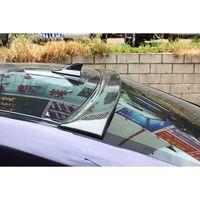 Carbon Rückseiten stamm boot Ente Spoiler Zurück windschutzscheibe Flügel Für Lexus IST IS250 IS300 IS350 2007 2013 Auto Styling-in Spoiler & Flügel aus Kraftfahrzeuge und Motorräder bei