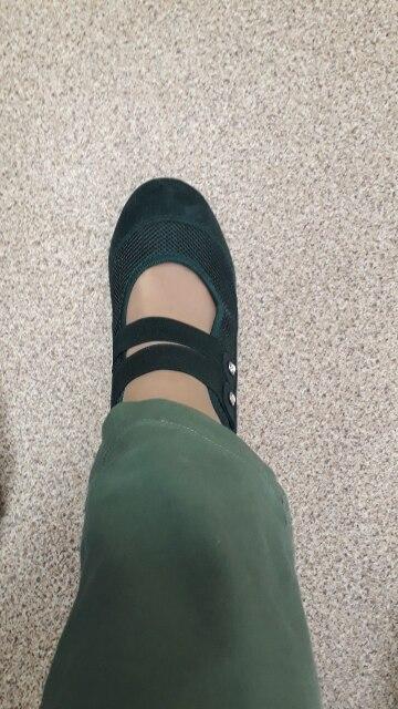 Sapatos de dança sapatos modernos sapatos