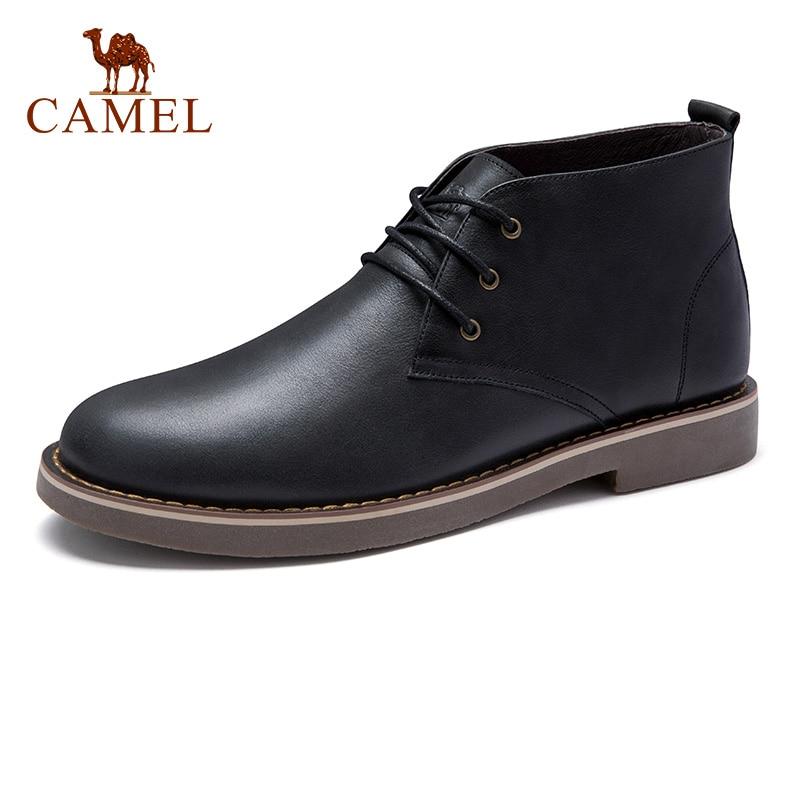 CAME Men Formal Shoes High Quality Genuine Leather Dress Shoe Men Elegant Wedding Party Male Footwear