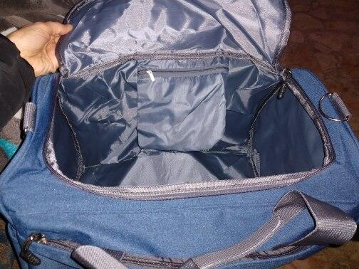 Kissyenia 2019 Men Oxford Travel Handbags Top Handle Flight Large Capacity Bags Women Travel Luggage Shoulder Bag On Sale KS1125 photo review