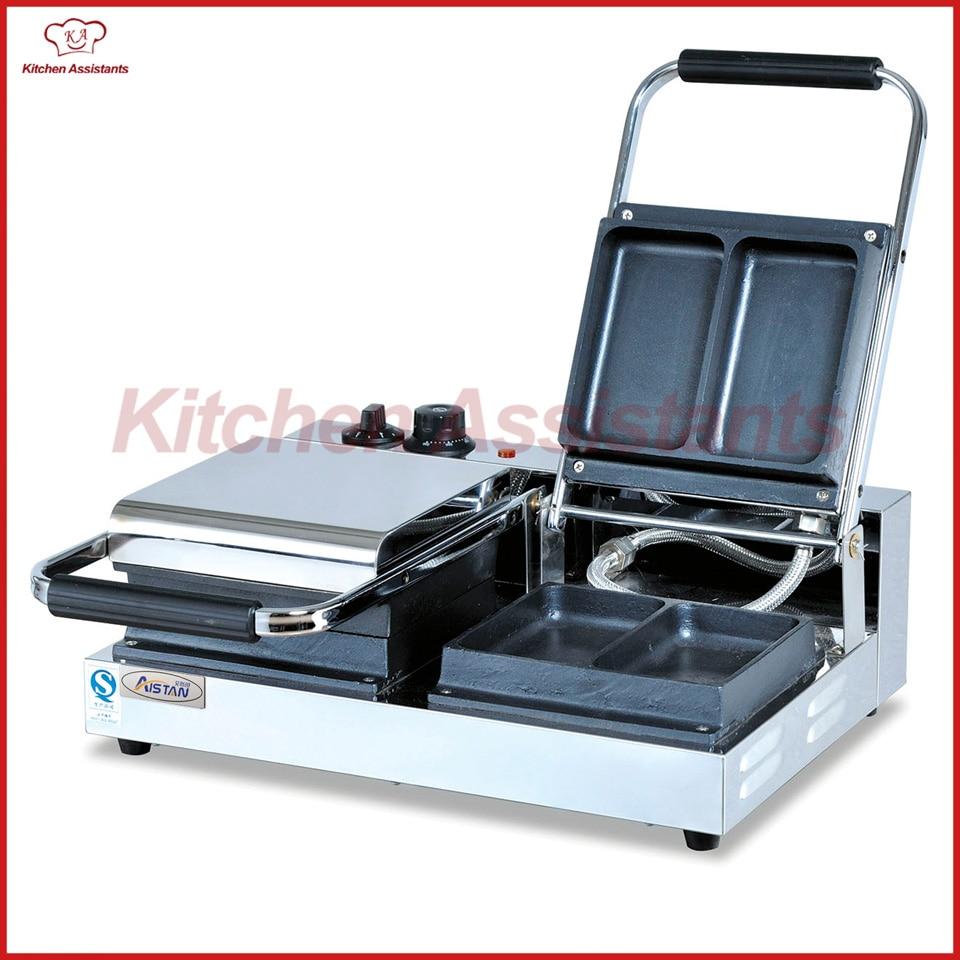 EG2A-2 ice cream sandwich maker machine of catering equipment
