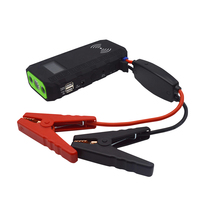 13500mAh Car Multifunction Jump Starter Auto Emergency Power Supply LED Screen with EU Plug Portable Jump Starter for Car