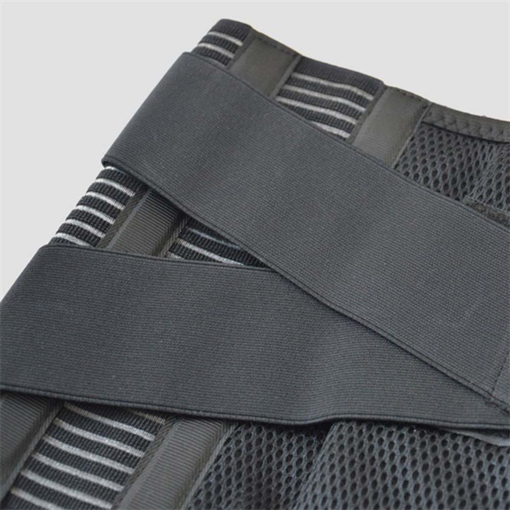 Unisexe Réglable Elastiac Taille Ceinture De Soutien Ceinture - Soins de santé - Photo 5