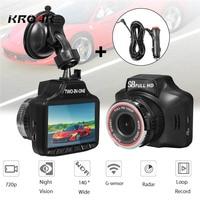 1080P Car Camera Recorder GPS Car DVR Road Dash Camera 140 Wide Angle Video Camcorder Support G sensor/Loop Video/Night Vision