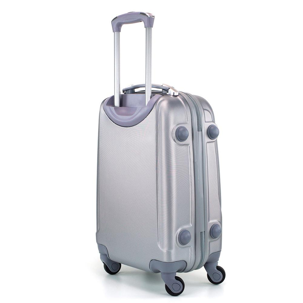 Suitcase for cabin rigida with 4 wheels