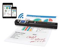 iScan Mini Portable Scanner 900DPI LCD Display JPG/PDF Format Document Image Iscan Handheld Scanner A4 Book Scanner Handheld