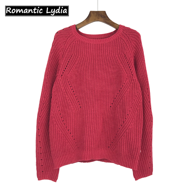 Aliexpress.com : Buy Cotton Women Sweaters And Pullovers 2017 ...