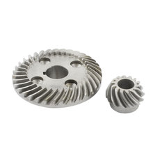 цена на UXCELL Electric Spiral Bevel Ring Pinion Gear Set For  100