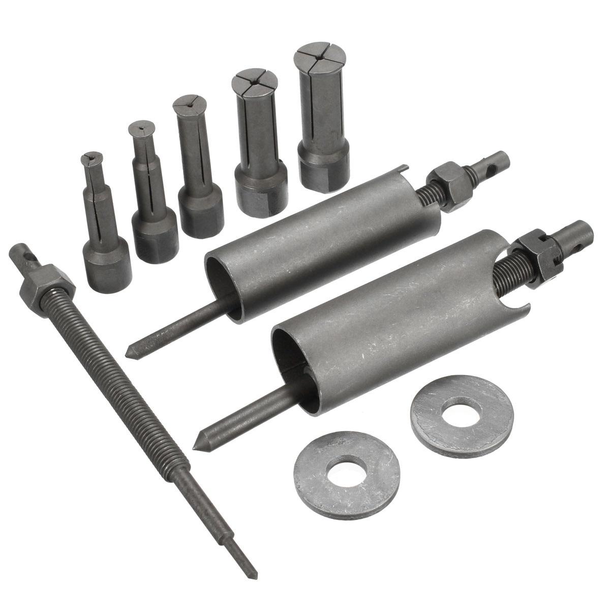 1 компл. внутренняя подшипника инструмент для снятия Комплект для авто мотоцикл от 9 мм до 23 мм Диаметр