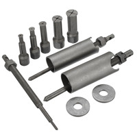 1 Set Inner Bearing Puller Tool Remover Kit For Car Auto Motocycle From 9mm To 23mm