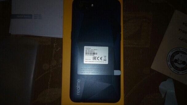 Смартфон Realme С2 2+16 ГБ, аккумулятор 4000 мАч, [официальная российская гарантия]