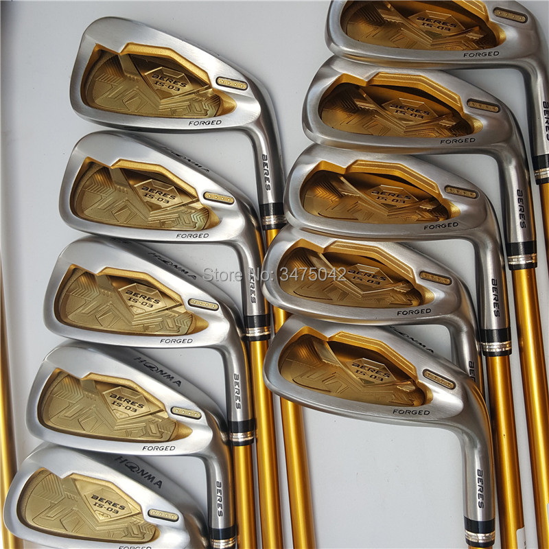 New Honma s-03 4 star GOLF irons clubs set 4-11Sw.Golf Clubs Aw Golf iron club Graphite Golf shaft R or S flex Free shipping new golf clubs honma s 03 4 star golf driver 9 5 10 5 loft golf graphite shafts