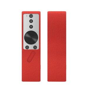 Image 4 - Funda para mando a distancia XGIMI Z4 H1, funda impermeable transparente, Gel de sílice a prueba de polvo para XGIMI Z5 H1S CC