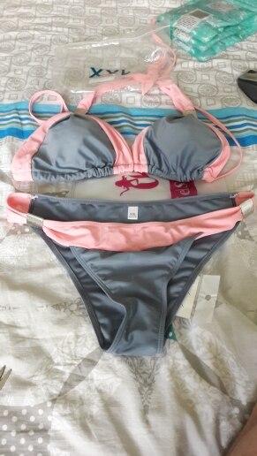 2019 New Sexy Bikinis Women Swimsuit Bathing Swim Suit Bikini Set Plus Size Swimwear XXXL Biquini Tankini Monokini BJ208
