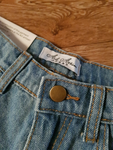 Женщины новое поступление джинсовые шорты старинные высокая талия манжеты бренда джинсовые шорты Girls'Sweet носить сексуальное Большой размер XXL шортыджинсовые шортышорты с высокой талией шорты джинсовые женскиеШорты