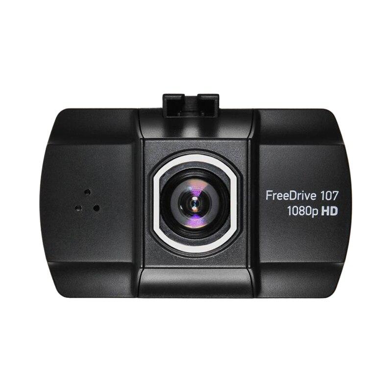 DVR/Dash Camera DIGMA FreeDrive 107 car dvr dvrs registrator dual lens dash camera cam digital video recorder full hd 1080p night version novatek 96663 imx291 wifi