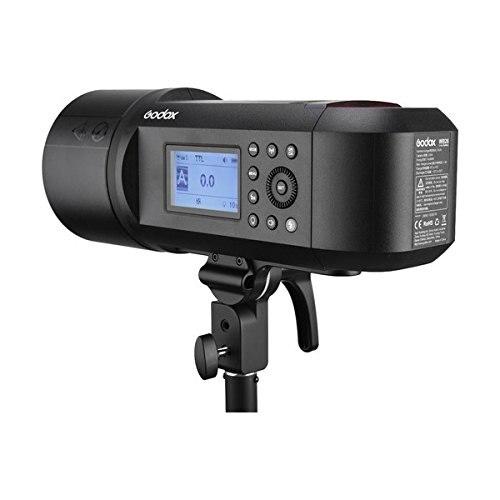 Godox Witstro AD600 Pro TTL tête Flash Portable Bowens Mount CD50