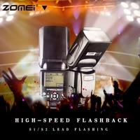 Zomei Wireless Mini Flash ZM430 Speedlite for Pentax Canon and Nikon, Hot Shoe Flash, Speedlite, Photo Flash