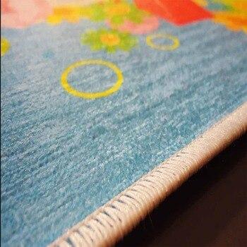 אחר את הטאג 'מהאל פרחי מסגרת 3d תורכי אסלאמי מוסלמי תפילת שטיחים גדילי אנטי להחליק מודרני תפילת מחצלת הרמדאן עיד מתנות