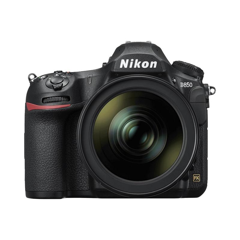 Фото - DSLR Cameras Nikon D850 meike fc 100 for nikon canon fc 100 macro ring flash light nikon d7100 d7000 d5200 d5100 d5000 d3200 d310